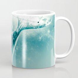 The Whale - Blu Coffee Mug