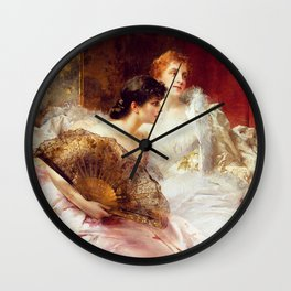 After the Ball Wall Clock