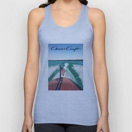 Chris Craft Boating Unisex Tank Top