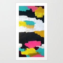 Adverse Unity Art Print