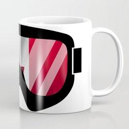 Canadian Goggles | Goggle Art Design | DopeyArt Coffee Mug