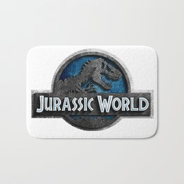 Jurassic World Bath Mat