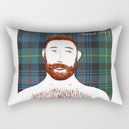 Beard Boy: Finlay Rectangular Pillow