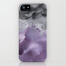 Asexual Abstract iPhone Case