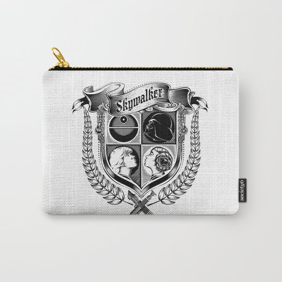 Family Coat of Arms Carry-All Pouch