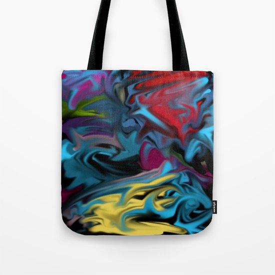 Morph (enlarged) Tote Bag