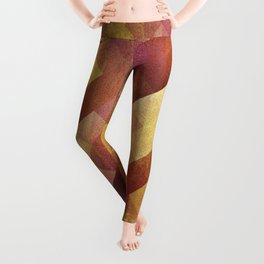 Fall pattern 2 Leggings