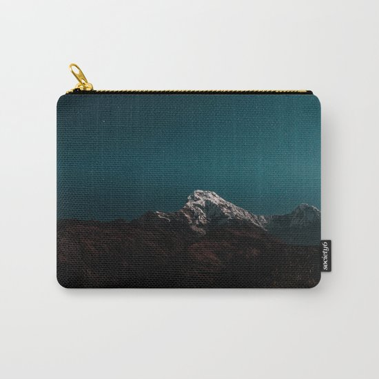 Dark Mountains #society6 #buyart Carry-All Pouch