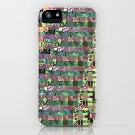 Pattern Test II-B iPhone Case