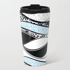 Pattern 74 Metal Travel Mug