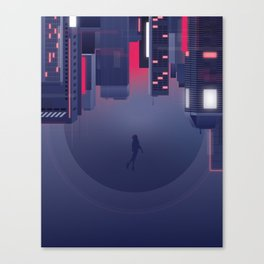 Into the Spider-Verse Canvas Print