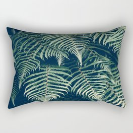 Fern Beach Rectangular Pillow