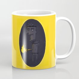 Pyrokinetic Coffee Mug