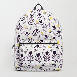 tiptoe through the tulips ... Backpack