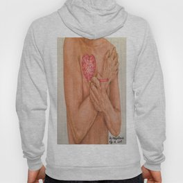 Embrace love Drawing Hoody