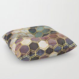 RUGGED MARBLE Floor Pillow