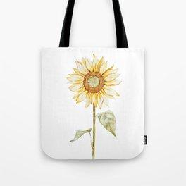Sunflower 01 Tote Bag