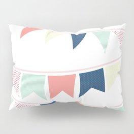 Fun flags Pillow Sham