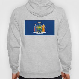 New York State Flag Hoody