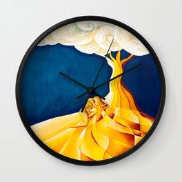Treasure Island Wall Clock