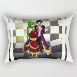Lelouch x CC Rectangular Pillow