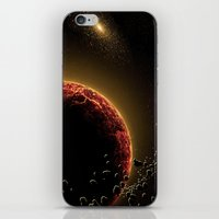 planet iPhone & iPod Skins featuring Planet by Svetlana Sewell