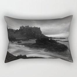 Evening at Dunluce Rectangular Pillow