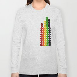 Skittle Stats Long Sleeve T-shirt