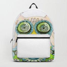 Mandalowl Backpack