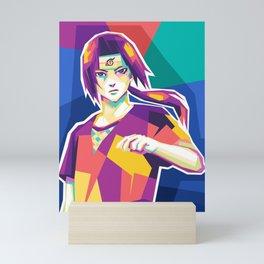 itachisusano Mini Art Print