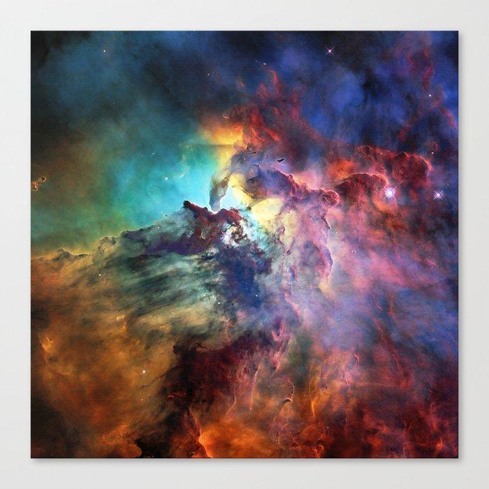 Lagoon Nebula Leinwanddruck