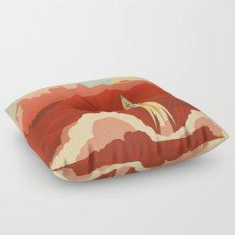 The Uncharted Floor Pillow