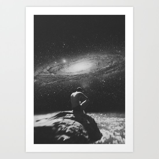 pantheism Art Print