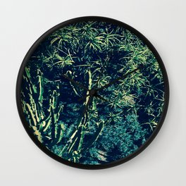 Getty Green Wall Clock