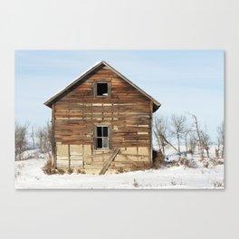 Noon Sun Farm 17 Canvas Print