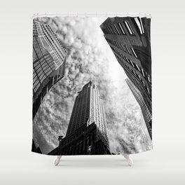 Metropolis - New York City Shower Curtain