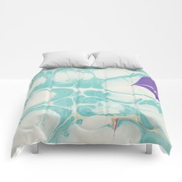 Marble 3 Comforters