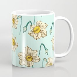 Spring Narcissus Coffee Mug