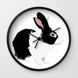 Black  Dutch Wall Clock