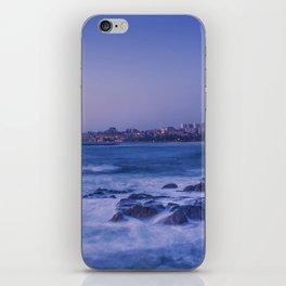 Seascape. Porto, Portugal. iPhone Skin