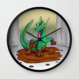 Monster of the Week: Basilisk Wall Clock