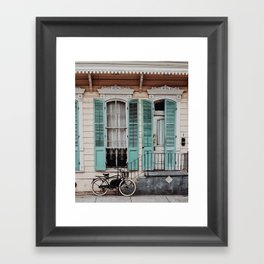 NOLA Series #3 Framed Art Print
