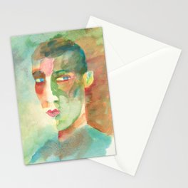 We Are All Ghosts of Yesterday Stationery Cards