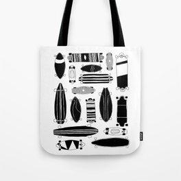 Longboards (1) Tote Bag