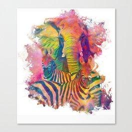 Benevolent Love Canvas Print