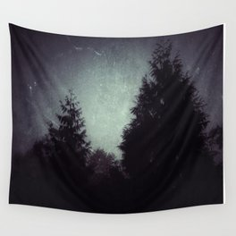 Beyond the Pines Wall Tapestry