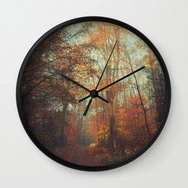 the Path Wall Clock