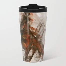 Fractal Fantasy 2 Travel Mug