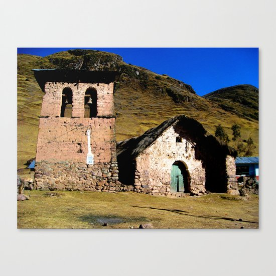 From Lares trek Canvas Print