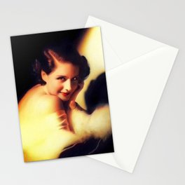 Norma Shearer, Vintage Actress Stationery Cards